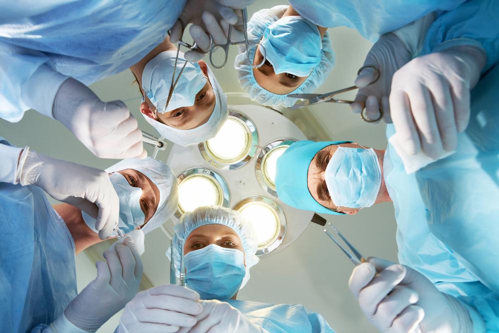 Encontro de cirurgiao da coluna